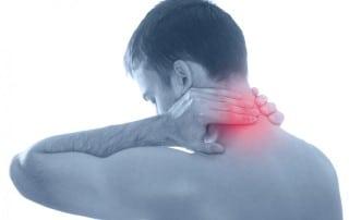 quiropráctico dolor cuello