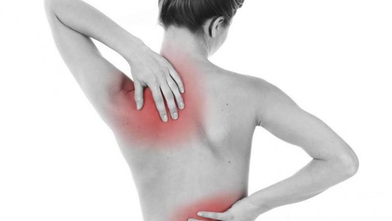 escoliosis dolor